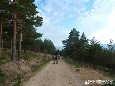 Cuerda de las Cabrillas - Senderismo en el Ocaso;reto senderista, grupos para hacer senderismo